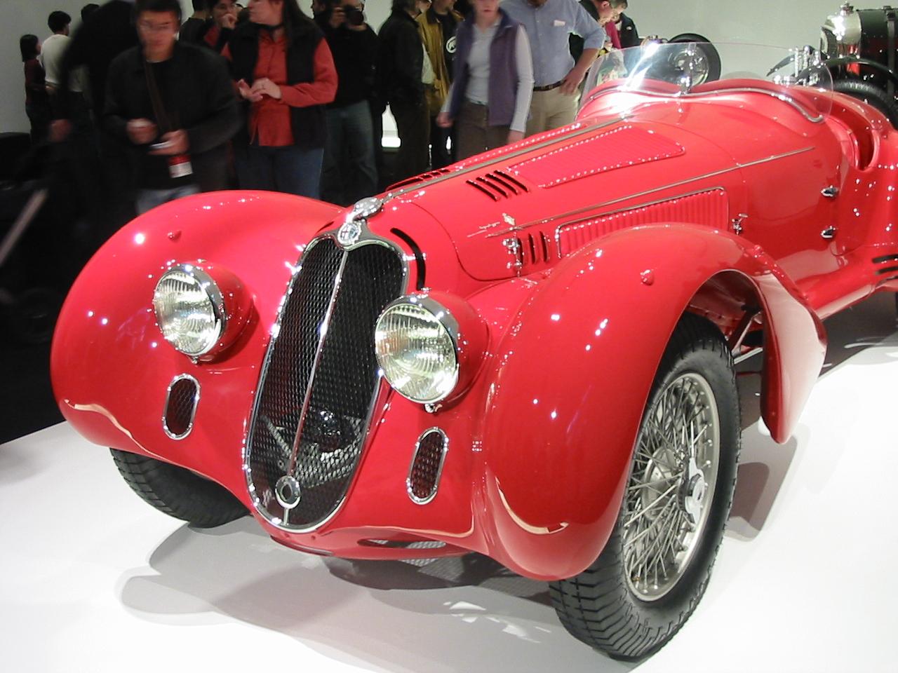 Alfa Romeo 8C2900 Mille Miglia