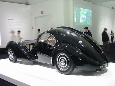 Bugatti T57 Altantic Coupe