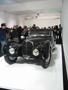 Bugatti T57 Gangloff Drophead