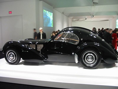 Bugatti T57 Atlantic Coupe