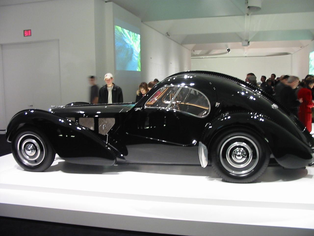 Bugatti T57 Atlantic Coupe