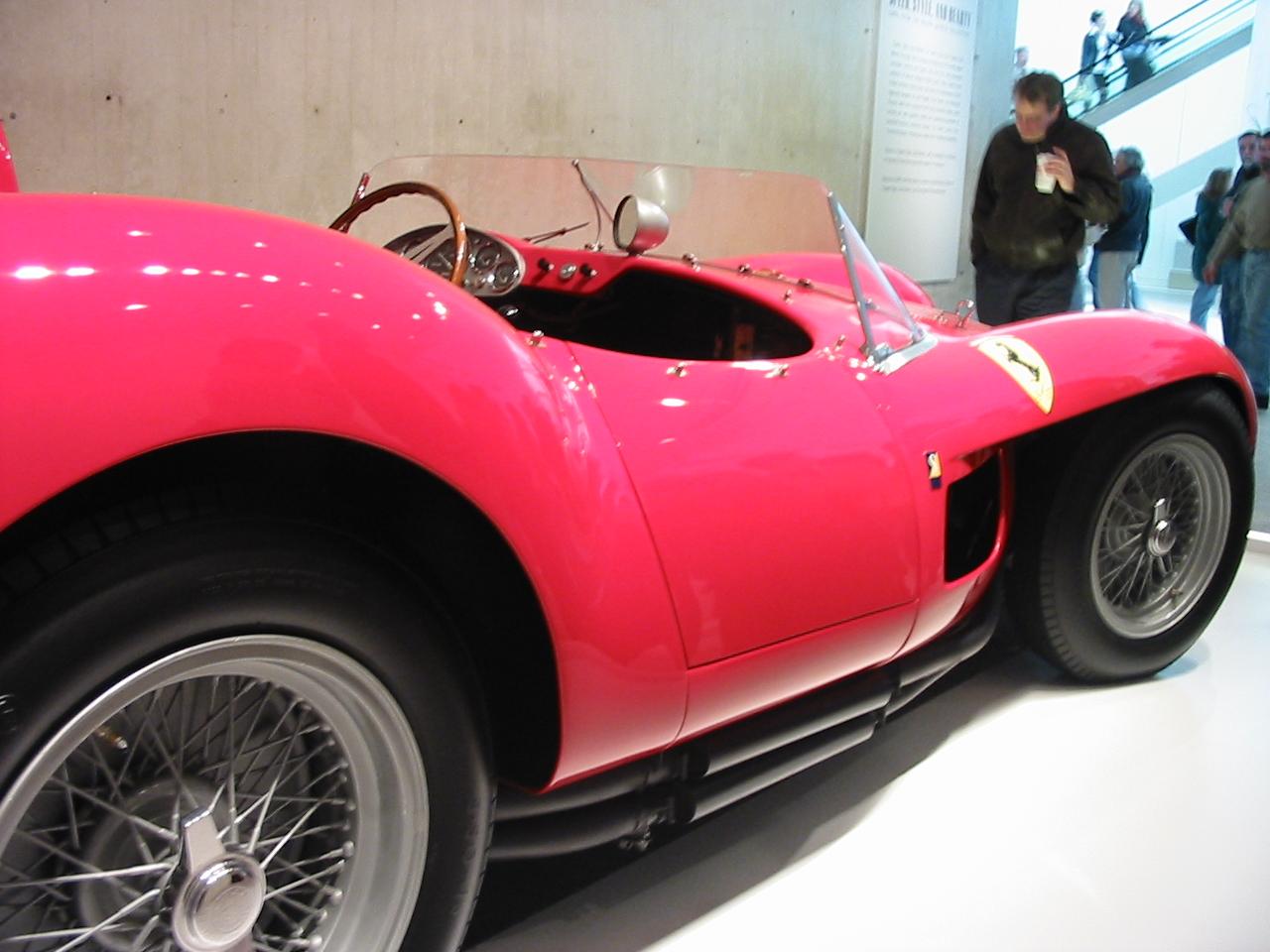 Ferrari TR59 Testa Rossa