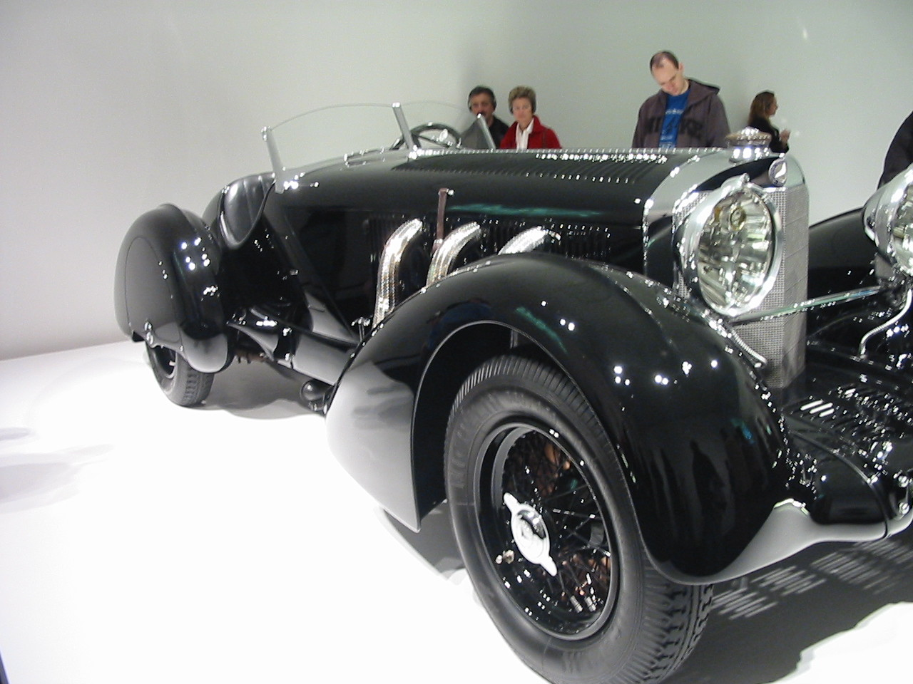 "Mercedes-Benz SSK ""Count Trossi"""
