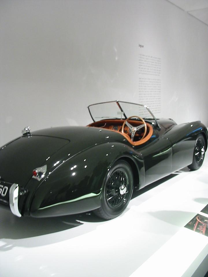 Jaguar XK120 Alloy