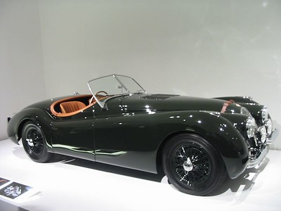Jaguar XK120 Alloy
