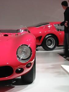 Ferrari TR61 Scaglietti Spyder and 250GTO