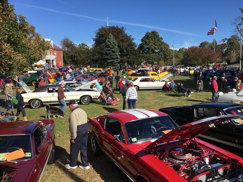 Swampscott car show