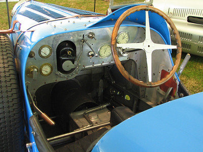 Bugatti Type 51 Grand Prix car