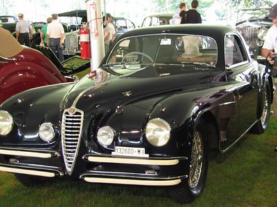 Alfa Romeo 6C 2500SS coupe