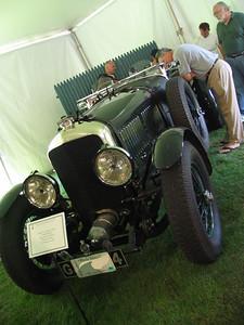 Bentley Speed Six (1929) - a 'Blower Bentley'
