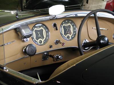 Alfa Romeo 8C 2900 Touring Spyder
