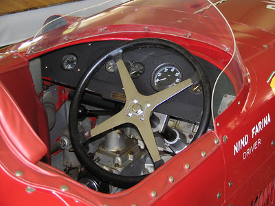 Bardahl-Ferrari Indy Car