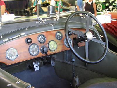 Bentley 4.5 Litre Vanden Plas tourer (1929)