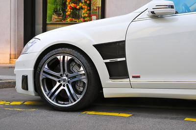 Brabus Mercedes T 65 S
