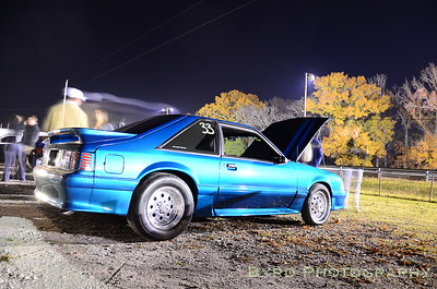 The Last Tuesday Night Street Drags--11-08-11
