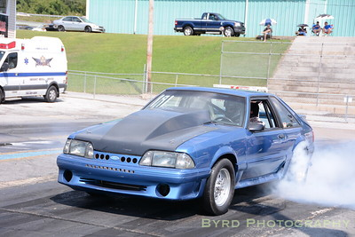 Outlaw Heads Up at Brainerd--August 2014