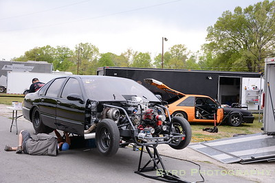 Radial Resurrection Outlaw Race April 2014
