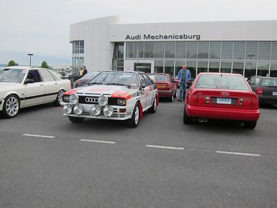 Breakfast at Audi Sun Motor Car