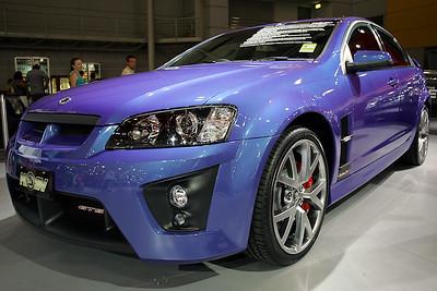 Brisbane International Motor Show, 2 February 2008