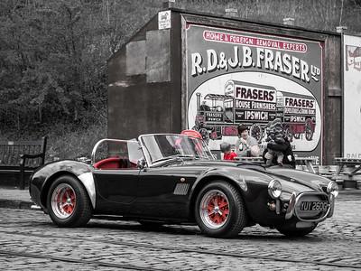 1968 Dax Cobra 427 Replica