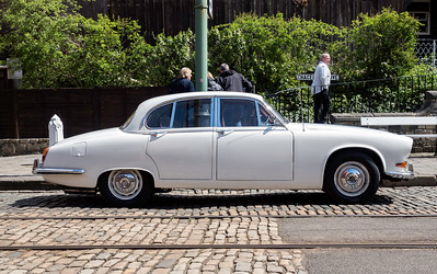 1969 Daimler Sovereign 420