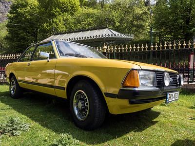 1979 Ford Granada 2.0 L two door