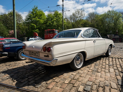 1963 Ford Consul Capri GT