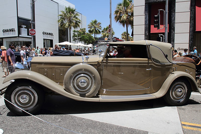 Rodeo Drive Concours 2012