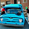 First Friday Car Show in Downtown Brunswick, Georgia 10-04-13