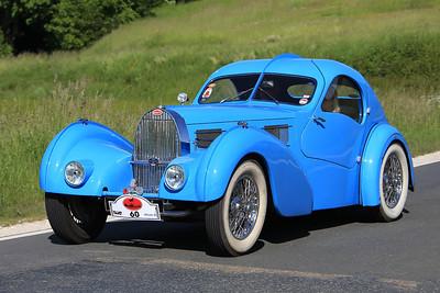Bugatti - A Legend