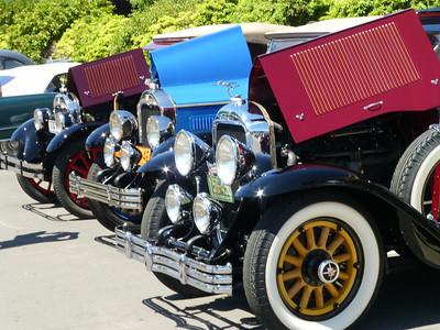 Buick Club of America, Nat'l Meet - Portland 2014
