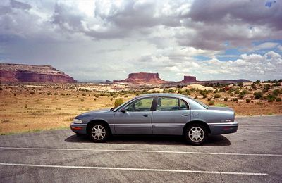 GM Buick Park Avenue 2000