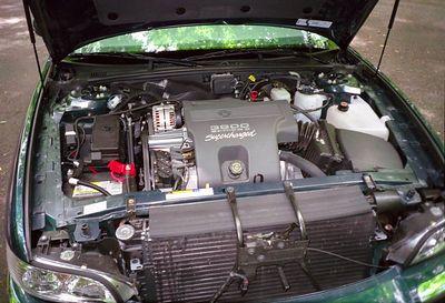 V6 3.8 liter