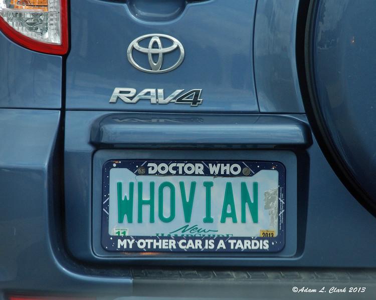 Dr. Who Fan