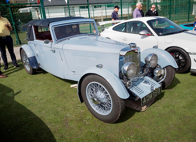 1934 Aston Martin Mk II 1.5 litre Drophead Coupé