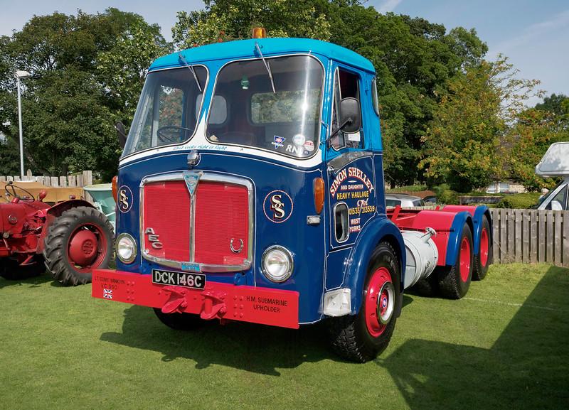 Burley Classic Car Show Androo - Major car shows
