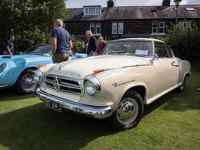2017 Burley Classic Car Show
