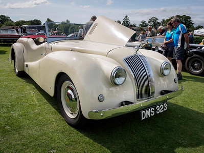 1951 AC Two Litre 'Buckland' Tourer