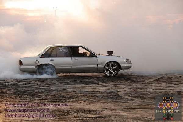 SCDC Burnout comp Aug 2013