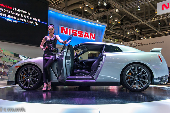 Busan Auto Show 2012