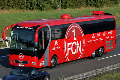 Buses, Coaches and Professional Cycling Team Cars