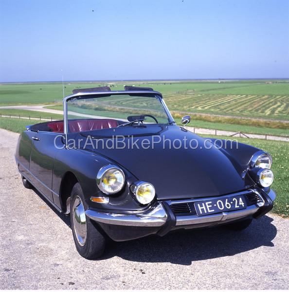 Citroen DS cabriolet('63)203