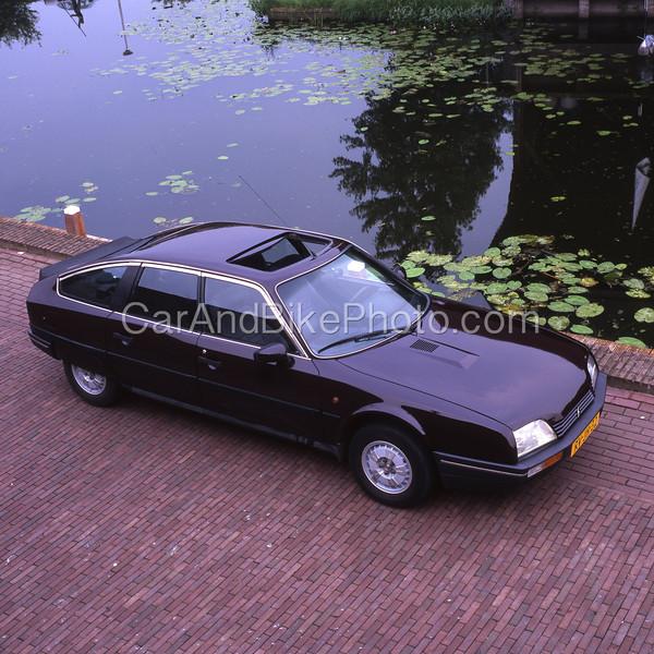 Citroen CX TRD Turbo ('88) 449