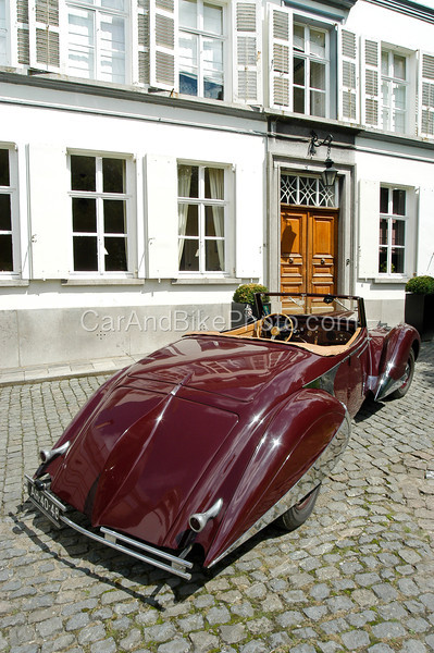 Citroen Traction 11b Clabot cabriolet  1947-2218