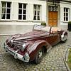 Citroen Traction11b Clabot cabriolet  1947-2174