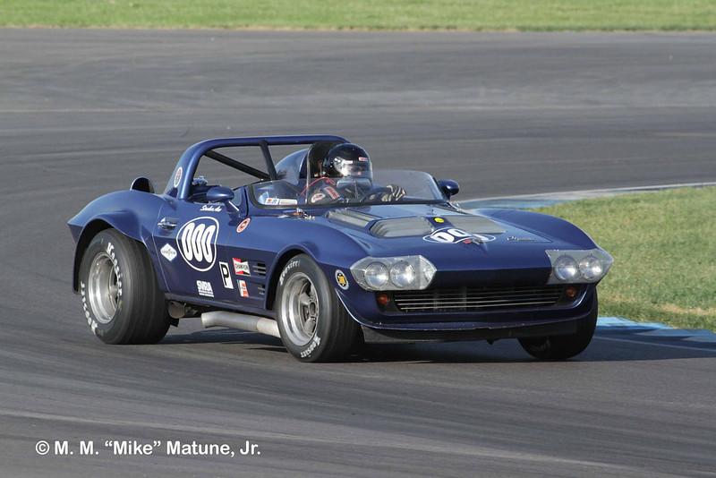 # 000 - 1963 FIA Grand Sport Replica, Ken Mennella at INDY 2014
