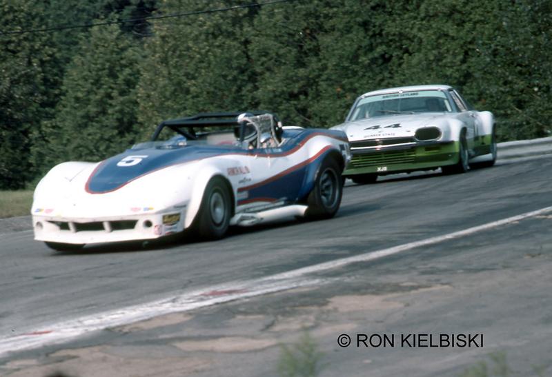 # 5 - 1977 TA Bill Adam at Mosport