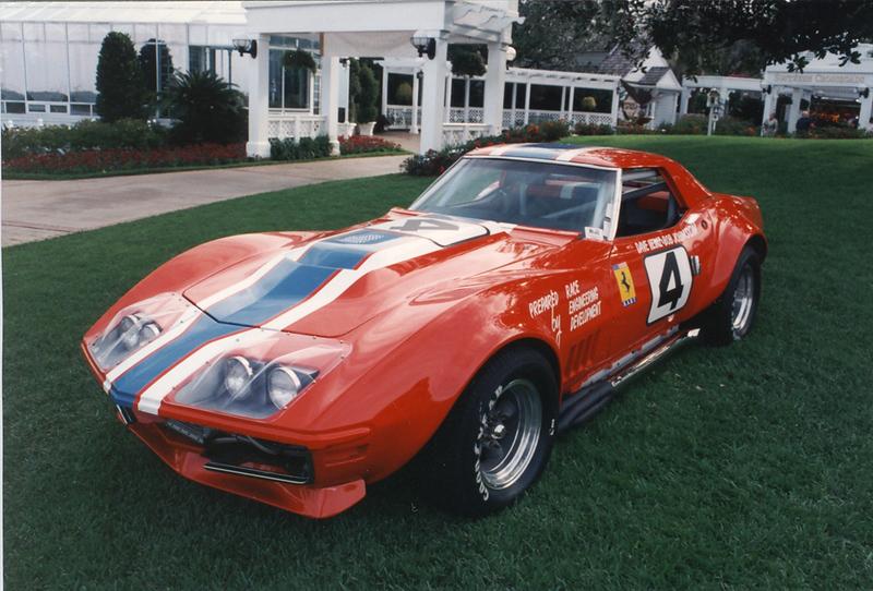 # 4 - 1973 Le Mans N A R T  display