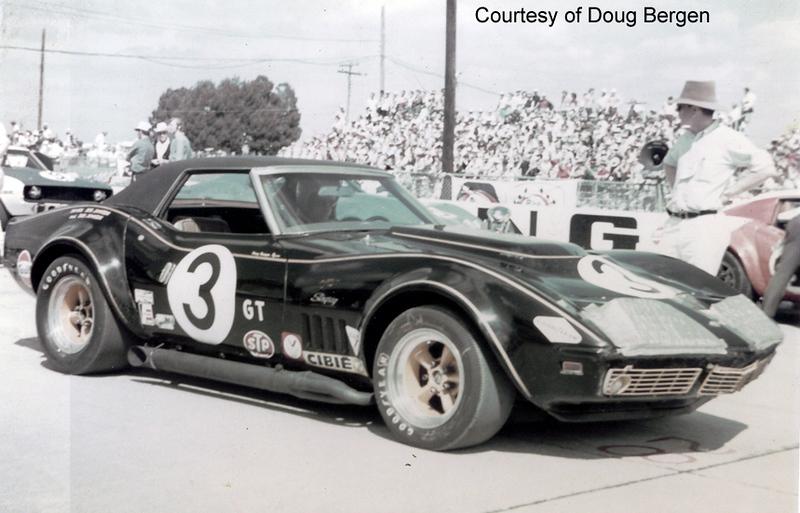 # 3, 8 - 1970 FIA Bob Johnson at Daytona