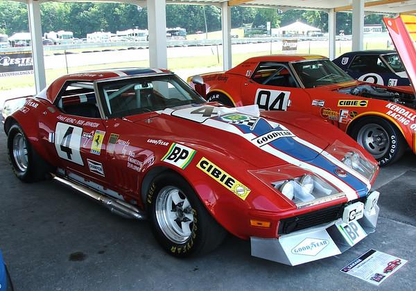 # 4 - 1969 Le Mans, Mike Yager ex Bob Johnson & Marietta Bob Johnson N A R T  at Road Ameirica CWT 2011
